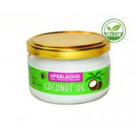 Organic Coconut Oil Extra Virgin, 100мл